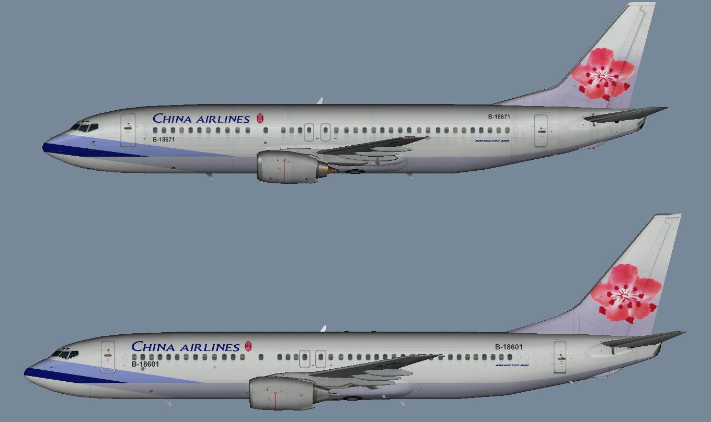 Ranmori S Retro Ai 1998 Project China Airlines Fleet